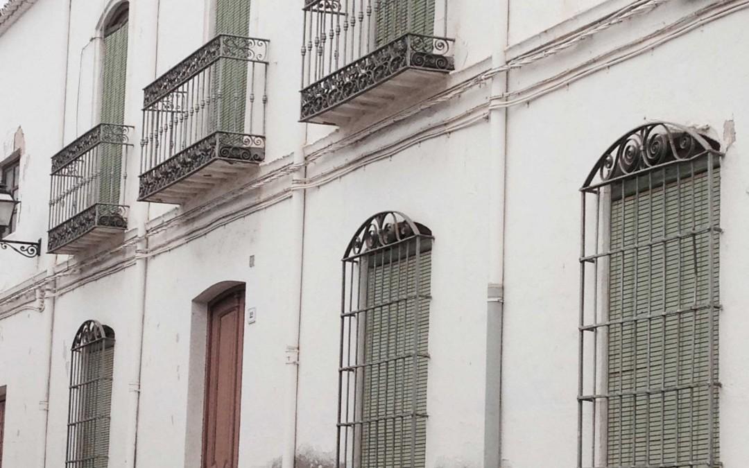 Comienzan los estudios de viabilidad para restauración de una antigua casa señorial en Dalias (Almería)