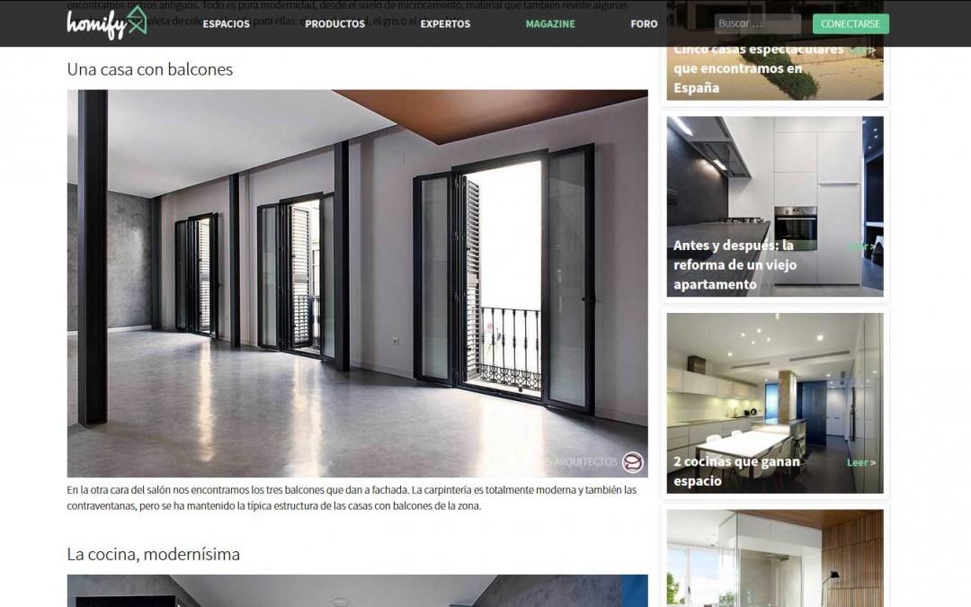 Publican artículo sobre vivienda unifamiliar en el Arenal