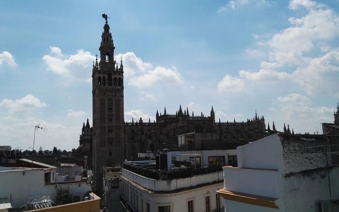 Rehabilitando una casa en el corazón de Sevilla